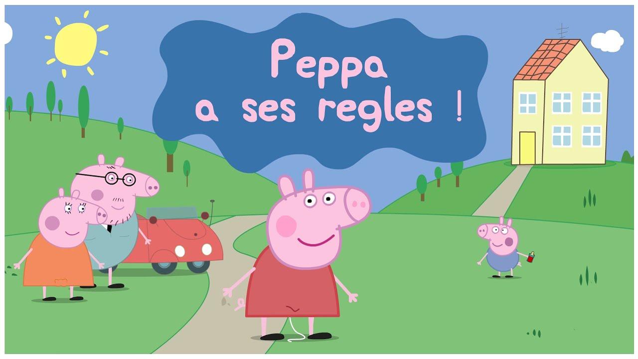 Download Peppa Pig : Peppa a ses règles