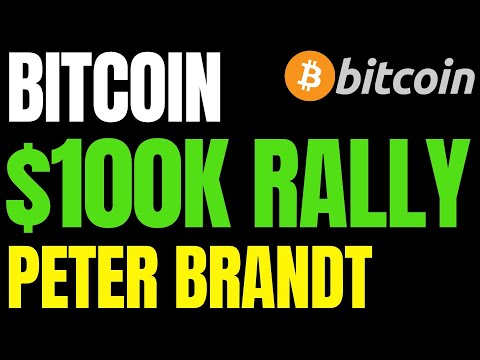 Bitcoin Price Could Hit $100,000: Trading Legend Peter Brandt Explains How | Major BTC Rally Ahead