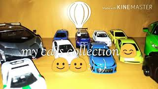 My cars collection 😉😊🙂☺️
