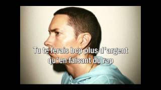 Eminem - Nail In The Coffin Traduction Sous-titres Français (Benzino diss)