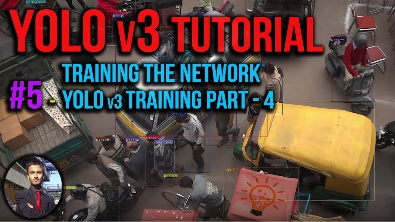 Yolo v3 Tutorial #5 – Object Detection Training Part 4 – How