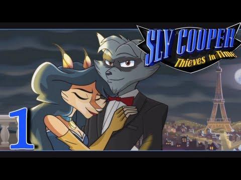 Sly Cooper: Ladri nel Tempo (ITA)-1- La Banda Cooper torna in azione!