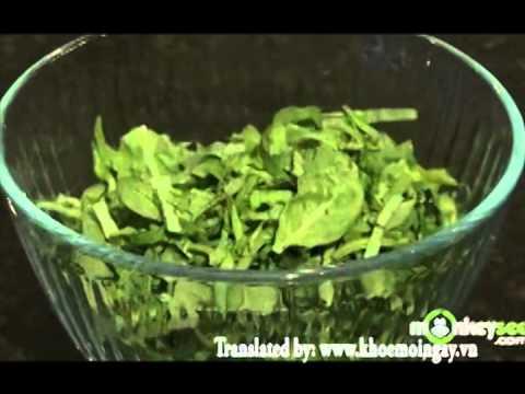 Thức ăn bổ dưỡng cho mắt - www.khoemoingay.vn