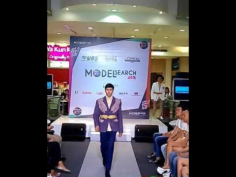 Show Final Audisi  jakarta Fashion Week 2018 Medan