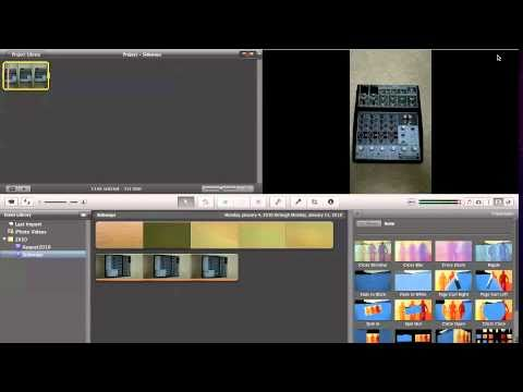 Imovie tutorial how to rotate video footage youtube imovie tutorial how to rotate video footage ccuart Images