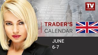 InstaForex tv news: Trader's calendar for February June 6 - 7:  Will USD have chance to pare losses?