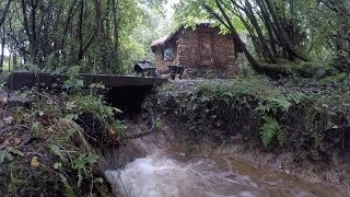 Flash Flooding On The Homestead and Update