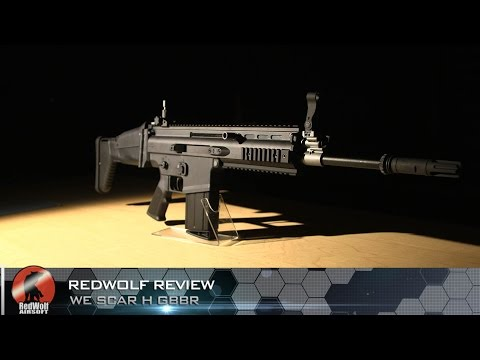 Music To My Ears – WE SCAR H GBBR- RedWolf Airsoft RWTV