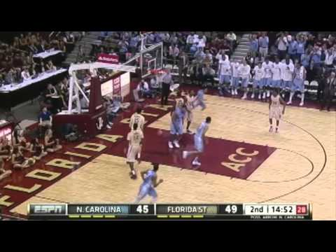 UNC Men's Basketball: Highlights vs. Florida State