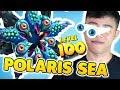 Monster Legends: Polaris Sea level 1 to 100 - Combat