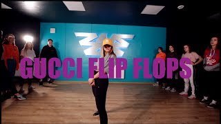 BHAD BHABIE ft Lil Yachty - Gucci Flip Flops - Anett Dukai Dance Choreography #BRONSIS