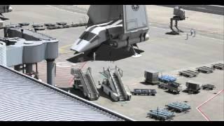 Харьковский аэропорт, войска НАТО