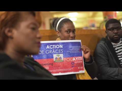 Initiative #OttawaPouAyiti