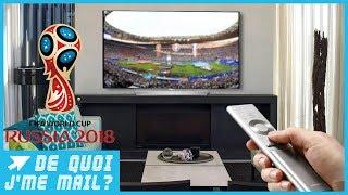 Quelle TV choisir pour la coupe du monde de foot ?  (2/2)