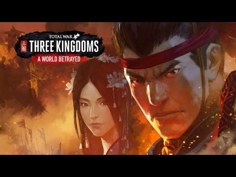 Анонс дополнения Преданный мир для Total War: Three Kingdoms (A World Betrayed) трейлер на русском