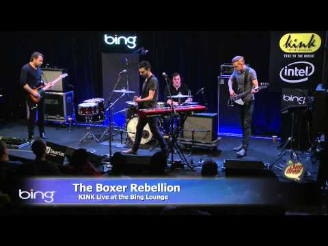 Boxer Rebellion - Always (Bing Lounge)