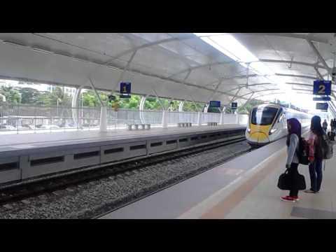 travel holiday Asia Malaysia alor setar kedah 度假旅行亚洲马来西亚 亚罗士打吉打火车站 railway high speed train