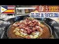 TOP 5 FOODS TO EAT IN BARCELONA | Food Guide
