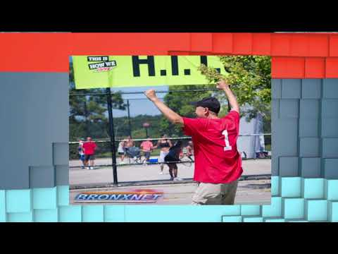 BronxNet - Latino Sports Celebrity Basketball Game 2017
