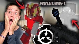 SAM POROBIŁEM DWÓJKĘ GROŹNYCH SCP'KÓW w SCP: Minecraft
