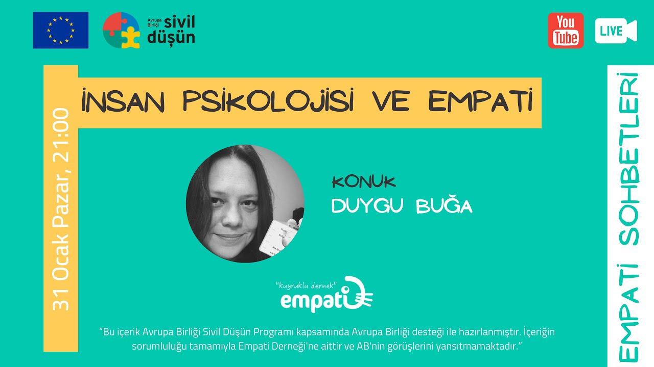 Empati Sohbetleri: İnsan Psikolojisi ve Empati