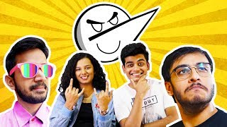 YOUTUBER'S PARTY | Ft. Angry Prash, Slayy Point, RawKnee (MEGA COLLAB)