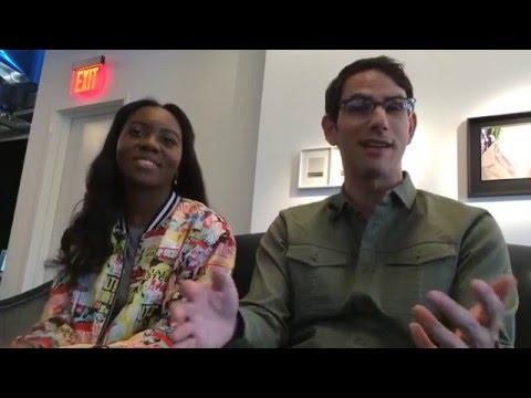 @artshrian in conversation with Matt Manson & Chaize Macklin  WANNABE Tribeca2016
