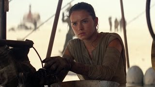 Is Rey a Mary Sue? Yes. Yes she is.