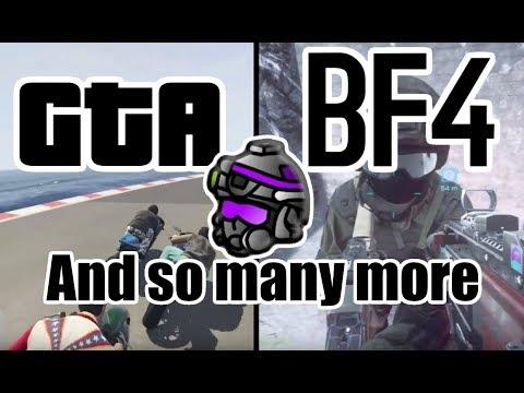 GTA-BF4 and so many more ]MASHUP[ 2 |