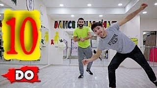 Уроки Лезгинки - Часть (10) Lezginka Video Dersliyi (NEW) Школа Лезгинки