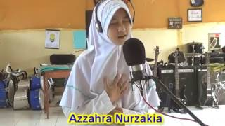 """kekasihmu - Fatin"" video cover by Azzahra"
