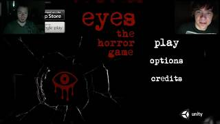 Eyes horror game. Pwnage show