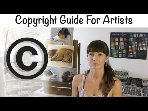Copyright Guide for Artists