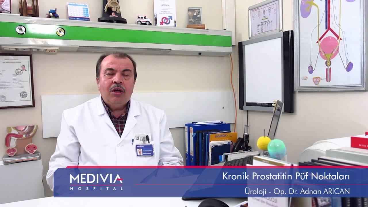 kronik prostatit tedavisi ankara