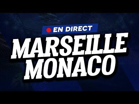 🔴 [ DIRECT / LIVE ] MARSEILLE - MONACO // Club House ( OM - ASM )