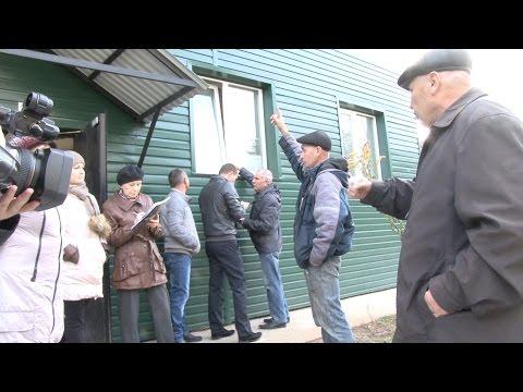 В Байкальске новые дома трещат по швам