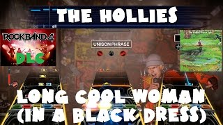 The Hollies - Long Cool Woman (In a Black Dress) - Rock Band 4 DLC Full Band (November 4th, 2015)
