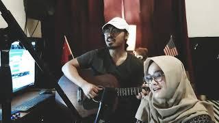 Dewa 19 - risalah hati (cover) | RANDA OKTOVANDY feat. Nia
