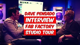 Video Dave Pensado Interview & Fab Factory Studio Tour - Warren Huart: Produce Like A Pro download MP3, 3GP, MP4, WEBM, AVI, FLV Mei 2018