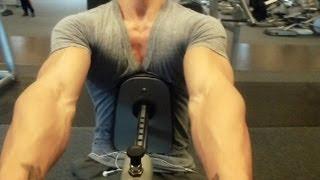 Let's Pump Muscles #77 Ich muss spucken!