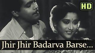 Jhir Jhir Badarava - Parivaar Songs - Jairaj - Usha Kiran - Hemant - Lata Mangeshkar