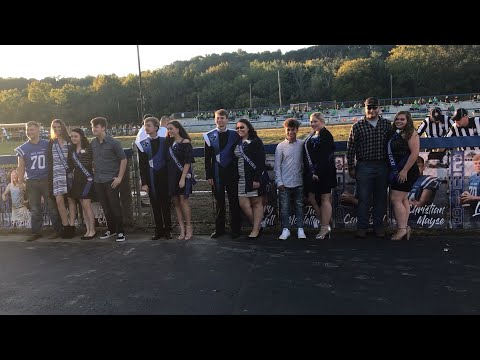 Gallia Academy High School Homecoming 2018.
