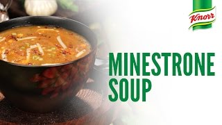 Minestrone Soup Recipe by Knorr