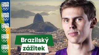 Adam Sebastian Helcelet: Těšil jsem se na jídlo | Brazilský zážitek | Rio 2016