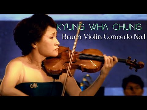 Kyung Wha Chung plays Bruch violin concerto No.1 (2015)