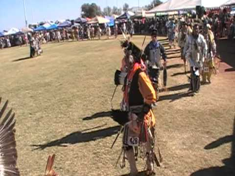 Young Spirit & Northern Cree - Grand Entry @ Red Mountain Eagle Powwow 2012 - Sunday