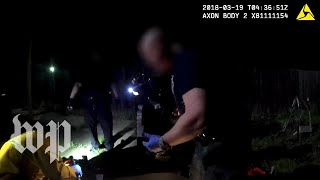 Release of additional footage from Stephon Clark's killing reveals details of night's events