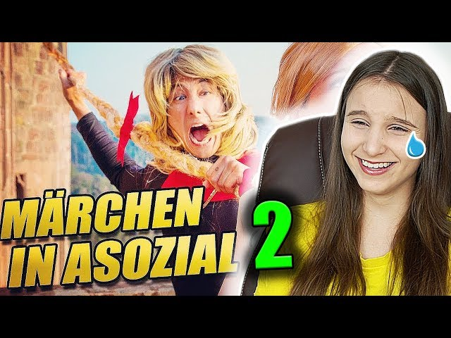 MÄRCHEN in ASOZIAL Teil 2  feat. Kelly - Julien Bam / Reaction - Celina