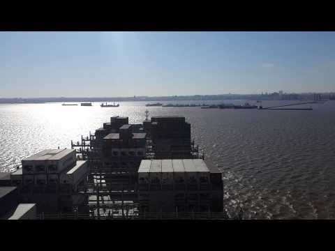 """Container Ship """"VALUE"""" #EntradaAMontevideo #Parte4"""