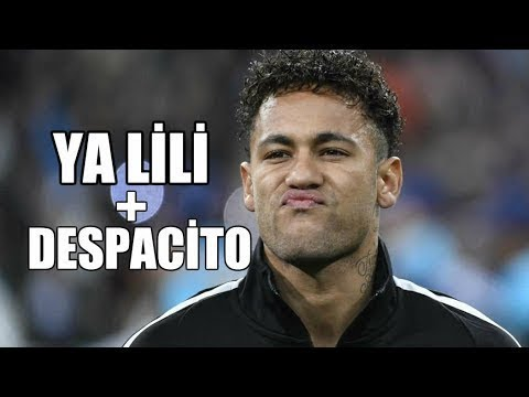 Neymar Jr -Ya Lili+Despacito